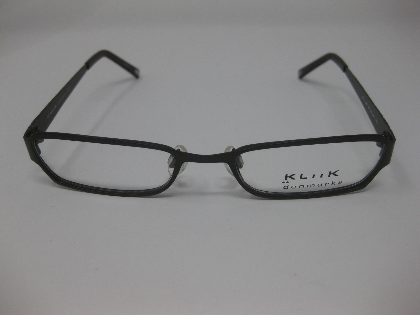 Primary image for Kliik Eyeglasses 400 Color 444 Taupe Turquoise 49-17-135