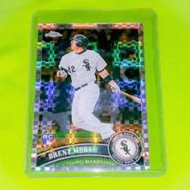 Mlb Brent Morel Chicago White Sox 2011 Topps Chrome Rookie X Fractor #127 Mnt - $1.25
