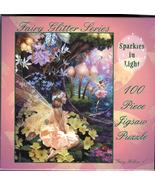 Fairy Jigsaw Puzzle with Ballerina Fairies & Ladybug - $1.20