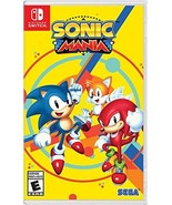Hot Topic Sonic Mania Nintendo Switch [video game] - $26.72