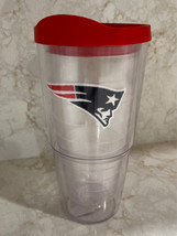 New England Patriots Tervis Tumbler 24oz pre-Owned - $8.00