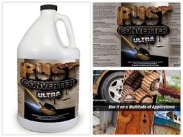 Professional Rust Converter Ultra Remover Repair Prevents Corrosion 1 Ga... - $67.00
