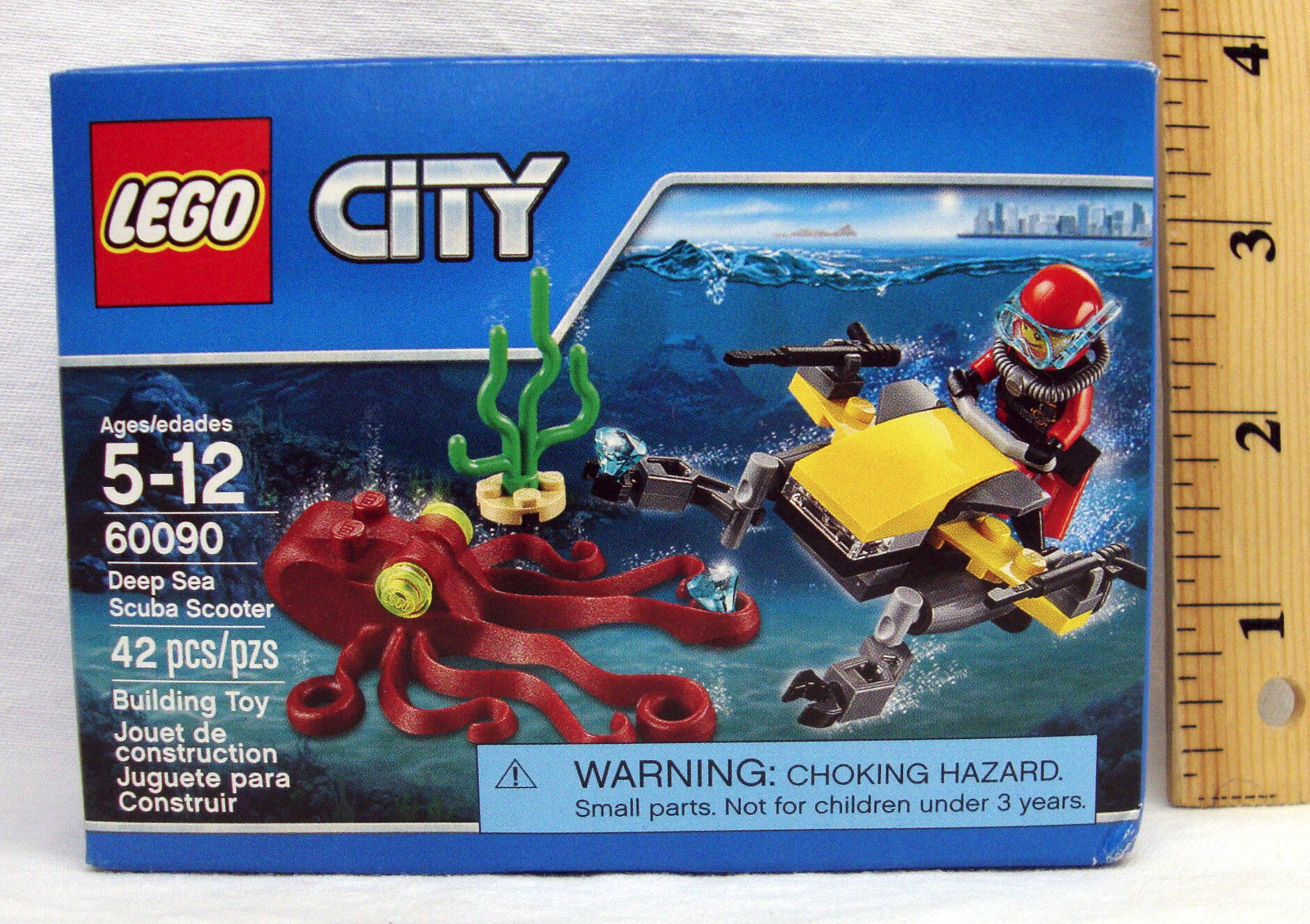 Lego City 60090 Deep Sea Scuba Scooter 42 and 10 similar items. S l1600