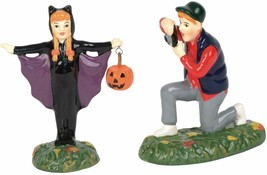 Department 56 Snow Village Halloween Accessories You Look Batastic Figur... - $38.00
