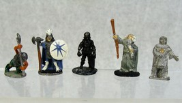1970'S DUNGEONS AND DRAGONS D&D MINIATURES RAL PARTHA CUSTOM CAST MIXED LOT - $24.74