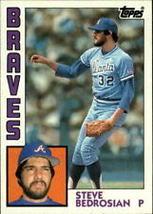 #365 Steve Bedrosian 1984 Topps Baseball - $1.75