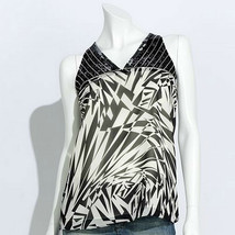 Authentic Icon American Idol by Tommy Hilfiger Shattered Glass Tank Top ... - $24.74+
