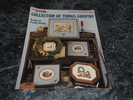 Collection of Things Country by Frankie Buckley leaflet 479 Leisure Arts - $1.99