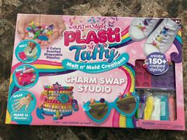New Just My Style Plasti Taffy Charm Swap Studio Melt n' Mold Jewelry Cr... - $24.74