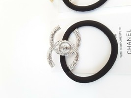 Antique  Vip Gift Hair tie Ponytail Silver - $31.68