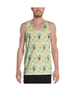 Birds Pattern Unisex Tank Top - $38.00