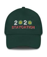 2020 STAYCATION Dark Caps - $25.99+