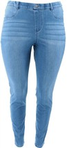 Legacy 4 Pocket Denim Legging Medium Indigo 2X NEW A370468 - $20.77