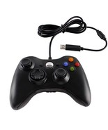 New For Official Microsoft Xbox 360 Wired Controller Windows PC & Xbox 360 - $14.95