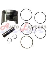 GX160 PISTON WITH RING AND PIN SET (STD) - $13.88