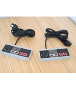 Lot of 2 Original OEM Nintendo NES Controllers NES-004 Tested & Working - $14.89
