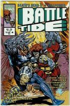 BATTLE TIDE - MOTORMOUTH - MYS-TECH WARS - WARHEADS (Marvel UK) #1's - N... - $9.99