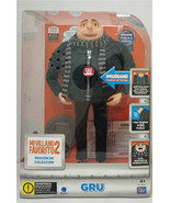 DisneyThinkway Toys Despicable Me Interactive Talking Gru Spanish Langua... - $75.00