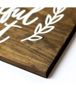 Give Thanks with a Grateful Heart Solid Pine Wood Wall Plaque Sign Home ... - $34.16