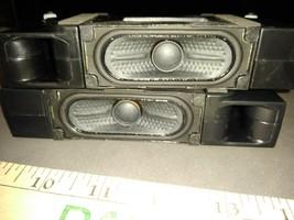 9II21 LG 43UK6200PUA PARTS: PAIR OF SPEAKERS, 6 OHM 10 WATT, EAB64028307... - $12.86
