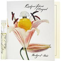 QUELQUES FLEURS by Houbigant - Type: Fragrances - $10.50