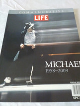 Commemorative Life Tribute Special By Editors of Life Michael 1958-2009 magazine image 1