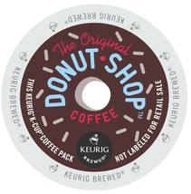 The Original Donut Shop Coffee 96 count Keurig K cups, FREE SHIPPING  - $64.99