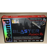 Creative Sound Blaster Audigy RX 7.1 PCIe Audio Card with High Performan... - $90.16