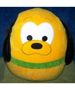 """Squishmallows Disney Mickey Mouse's Dog PLUTO 14""""H NWT - $38.50"""