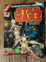 STAR WARS #1 (1977) SPECIAL EDITION COLLECTORS Treasury Marvel Comics - $8.90
