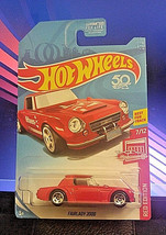 Hot Wheels 2018 Target Exclusive RED EDITION Fairlady 2000 RARE Blank Do... - $14.80