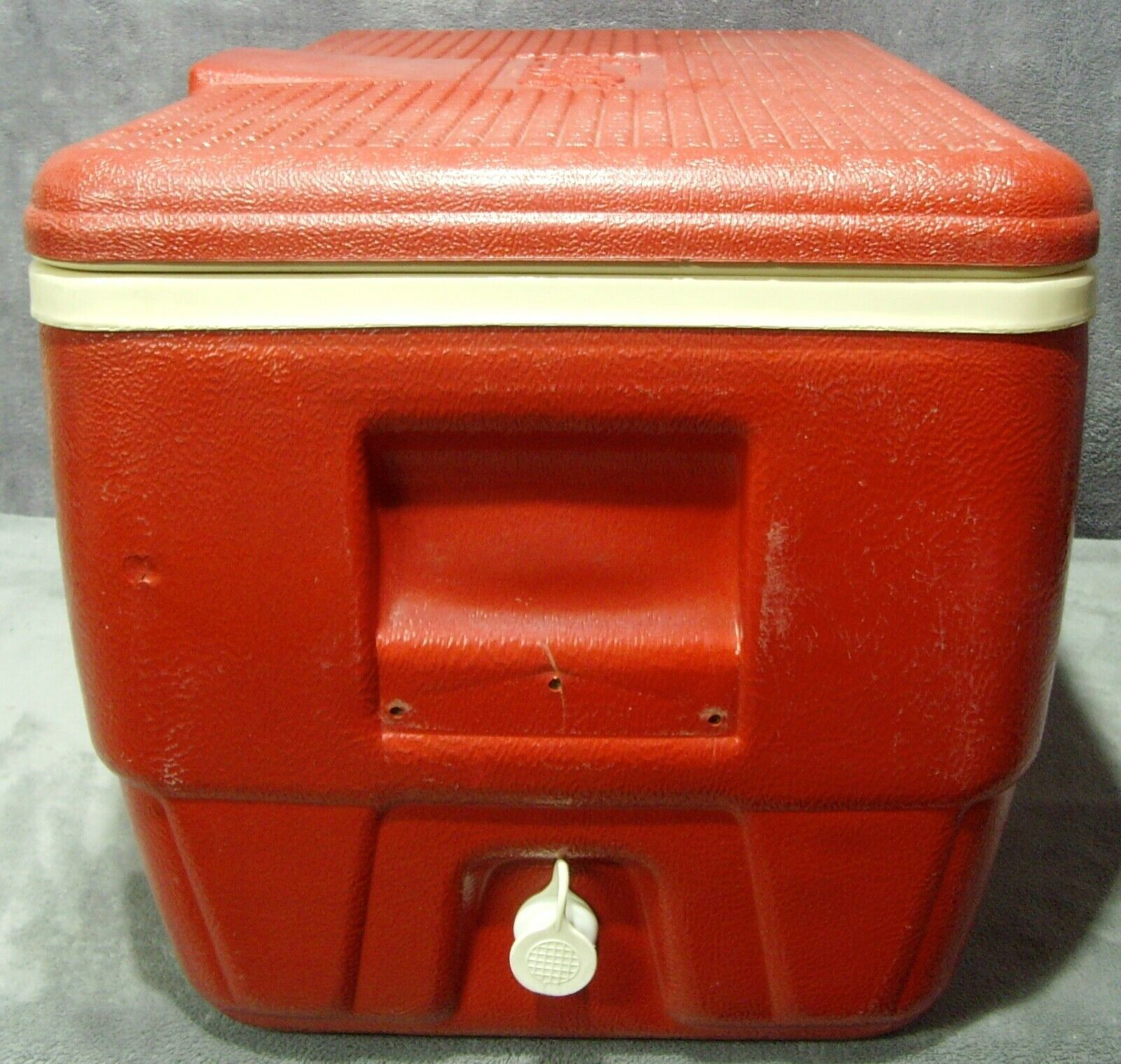 "Primary image for Vintage 1963-1968 • Coca-Cola Cooler Ice Chest • 40 Quart  24"" W x 15"" D x 14"" H"