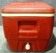 "Vintage 1963-1968 • Coca-Cola Cooler Ice Chest • 40 Quart  24"" W x 15"" D... - $99.99"