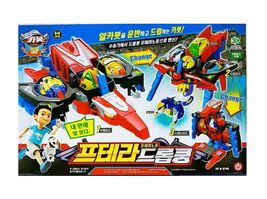 Hello Carbot Pteradrop Koong Pteranodon Transport Action Figure Toy image 4