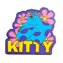 Monsters Inc. Disney Lapel Pin: Sulley aka Kitty - $12.90