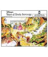 Disney = St.Vincent / Fairy Contes S/S #2 MNH Ours - £1.07 GBP