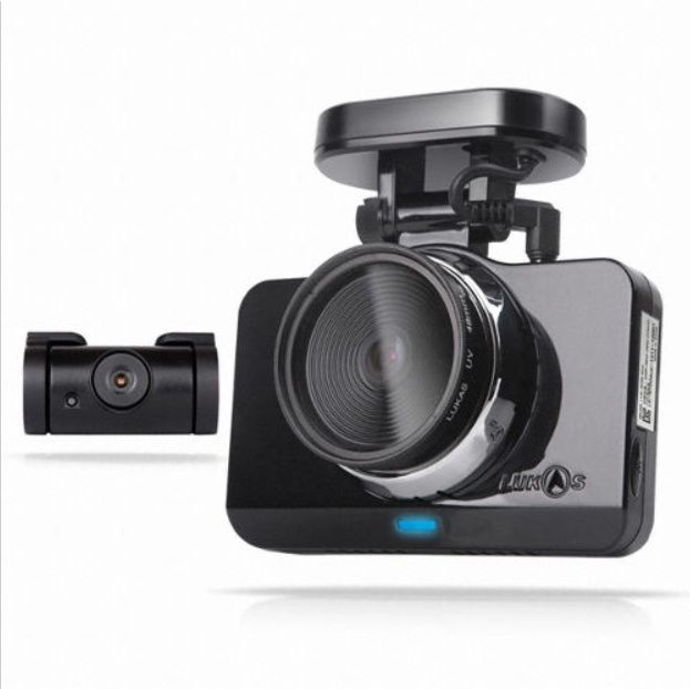 Lukas LK-9750 Duo 9X50 FHD - FHD2 chanel 16G + 8G / A type / Car BlackBox