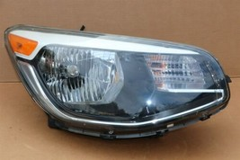 14-16 Kia Soul Halogen Headlight Head Light Lamp Right Passenger Right RH