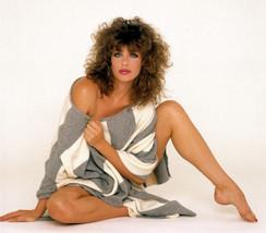Kelly Lebrock in a drape POSTER 24 X 24 - $18.99