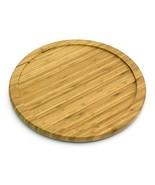"Lipper International 8304 Bamboo Wood 14"" Kitchen Turntable - $30.85"