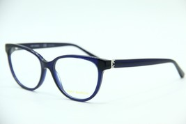 New Tory Burch Ty 2071 1565 Blue Eyeglasses Authentic Frame Rx TY2071 53-16 - $83.22