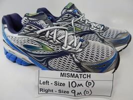 MISMATCH Brooks Ghost 4 Size 10 M (D) Left & 9 M (D) Right Men's Running Shoes