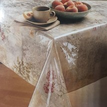 Clear Vinyl Tablecloth Heavy Plastic Protector Table Cover ASSORTED SIZE... - $19.89+