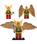 Hawkgirl (Kendra Saunders) DC Justice League The Flash Lego Minifigures ... - $2.95