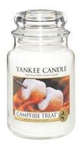 Yankee Candle Campfire Treat Large Jar Candle 22 oz - $39.99