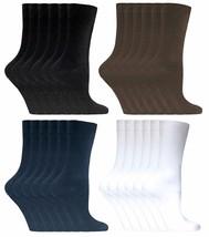 Sock Snob - 6 Paires Femme Courtes Respirant Colorée Couleur Coton Chaus... - $9.57
