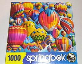 Springbok BALLOON FEST 1000 Piece Jigsaw Puzzle 24 x 30 - $29.69