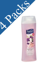 Suave Naturals Sweet Pea Violet Body Wash Moisturizing 48 oz Hypoallergenic - $24.54