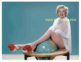 Marilyn Monroe New Giclee Canvas Print app. 13 x 10 inches - $24.95