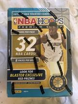 2019-20 NBA Hoops Premium Stock BLASTER box (32 cards/box) - $79.95